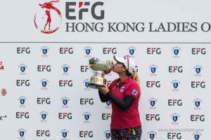 Supamas SANGCHAN wins 2017 HK ladies open