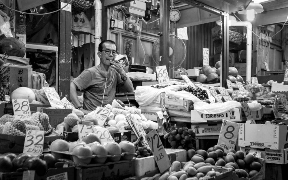 The Fruit Man